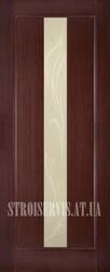 Стеклянные  двери Глазго (Woodok) для ванной. Интернет магазин дверей