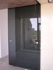Межкомнатные стеклянные двери раздвижные