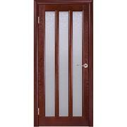 Межкомнатные шпонированые  двери Трояна