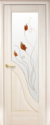 Новые двери с элегантными узорами
