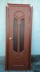 Межкомнатные двери новые с цельного мдф