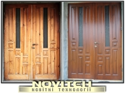 Реставрація дверей,  меблів та інших виробів з дерева.